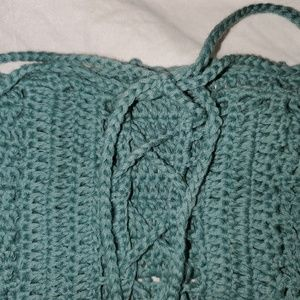 Tops - Knit crop top